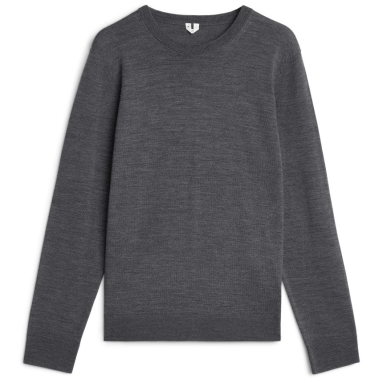 Arket-grey-merino-knit