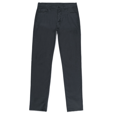 Sunspel-Men's-Bedford-Cord-5-Pocket-Trouser-in-Charcoal