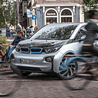 Electric Car - BMW i3