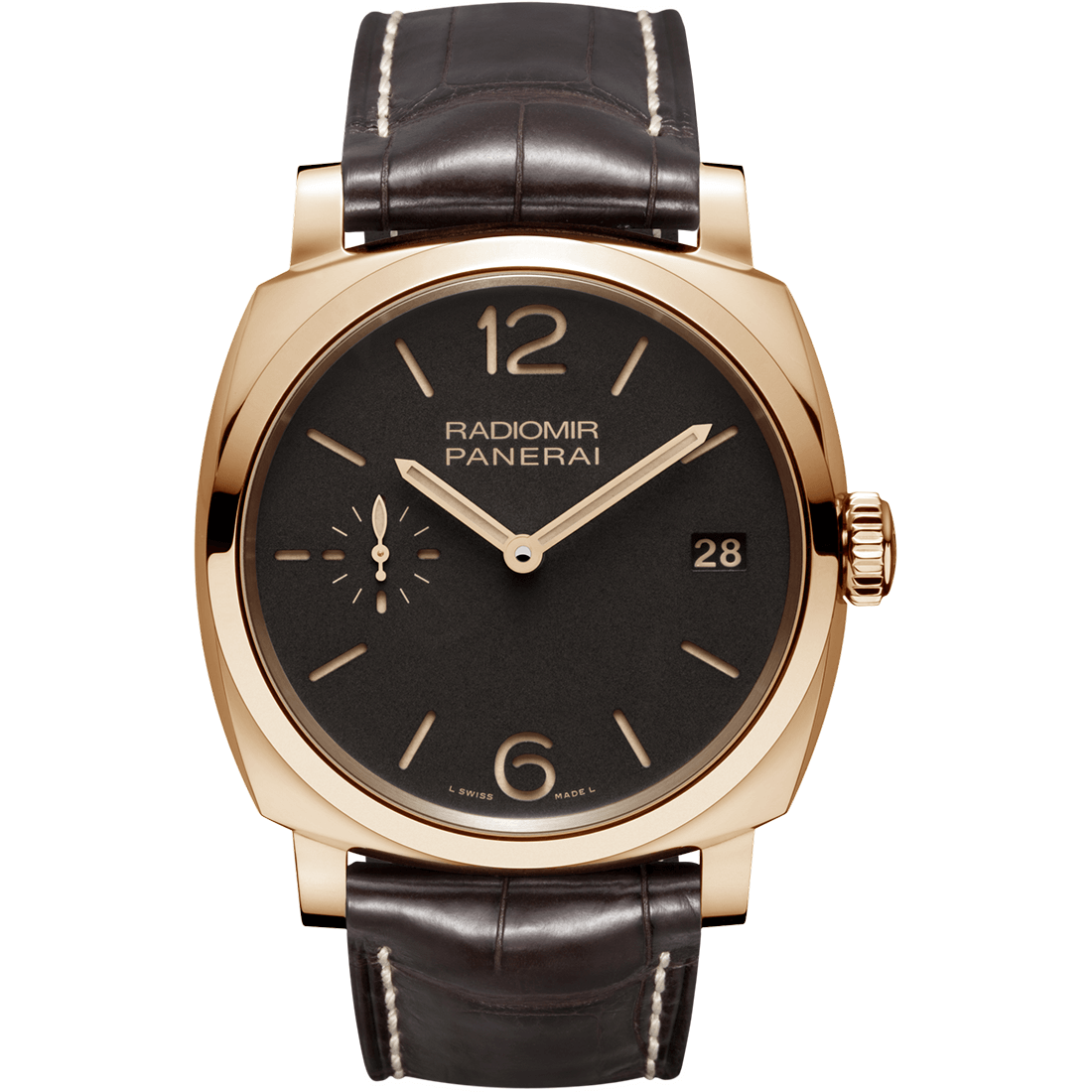 The best gold watches for men - Panerai Radiomir 1940 3 Days Oro Rosso
