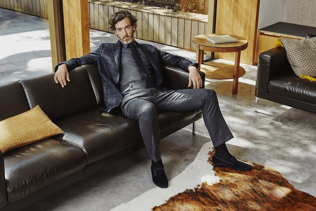 Richard Biedul - male models