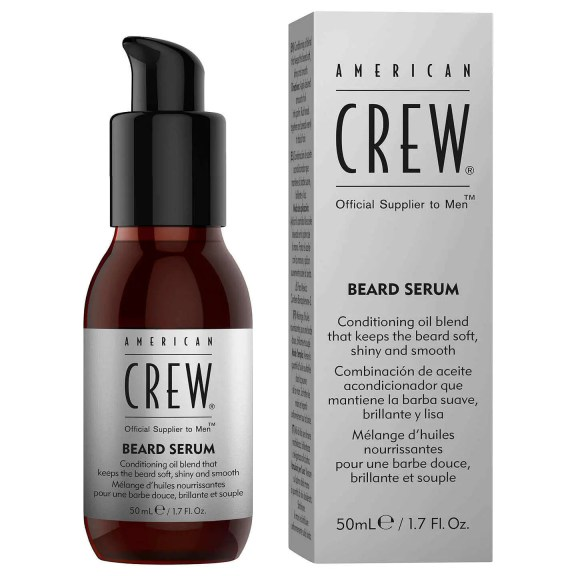 American Crew conditioning Beard Serum