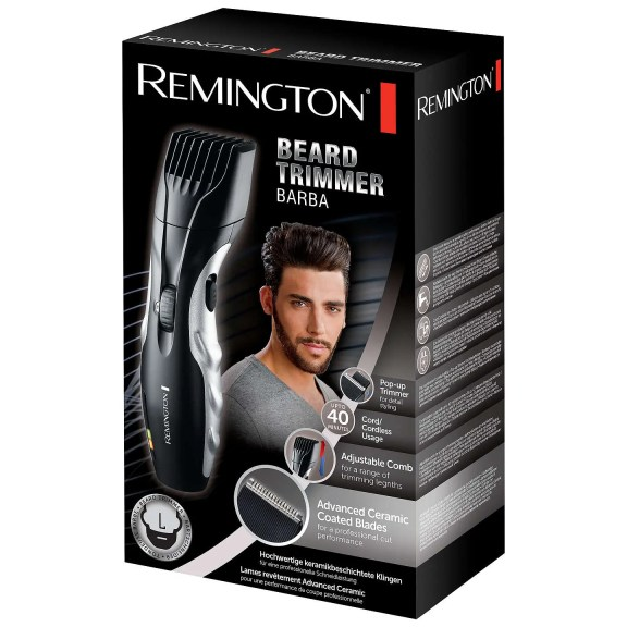 Remington Barba box