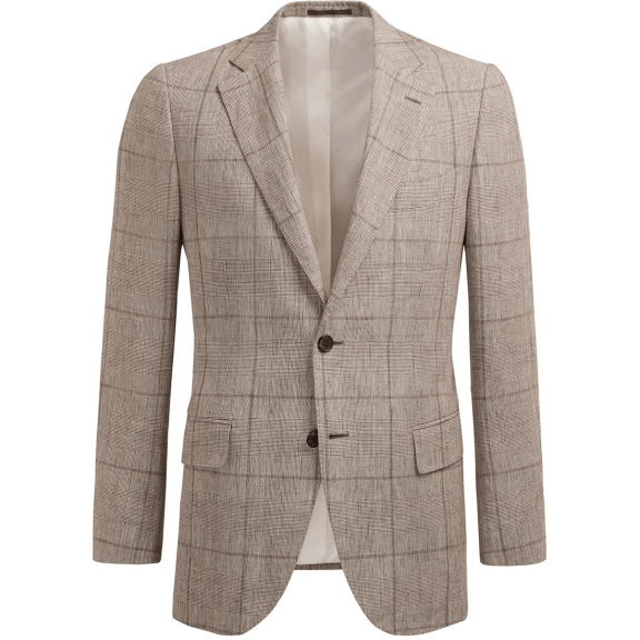 Suitsupply-check-suit-blazer