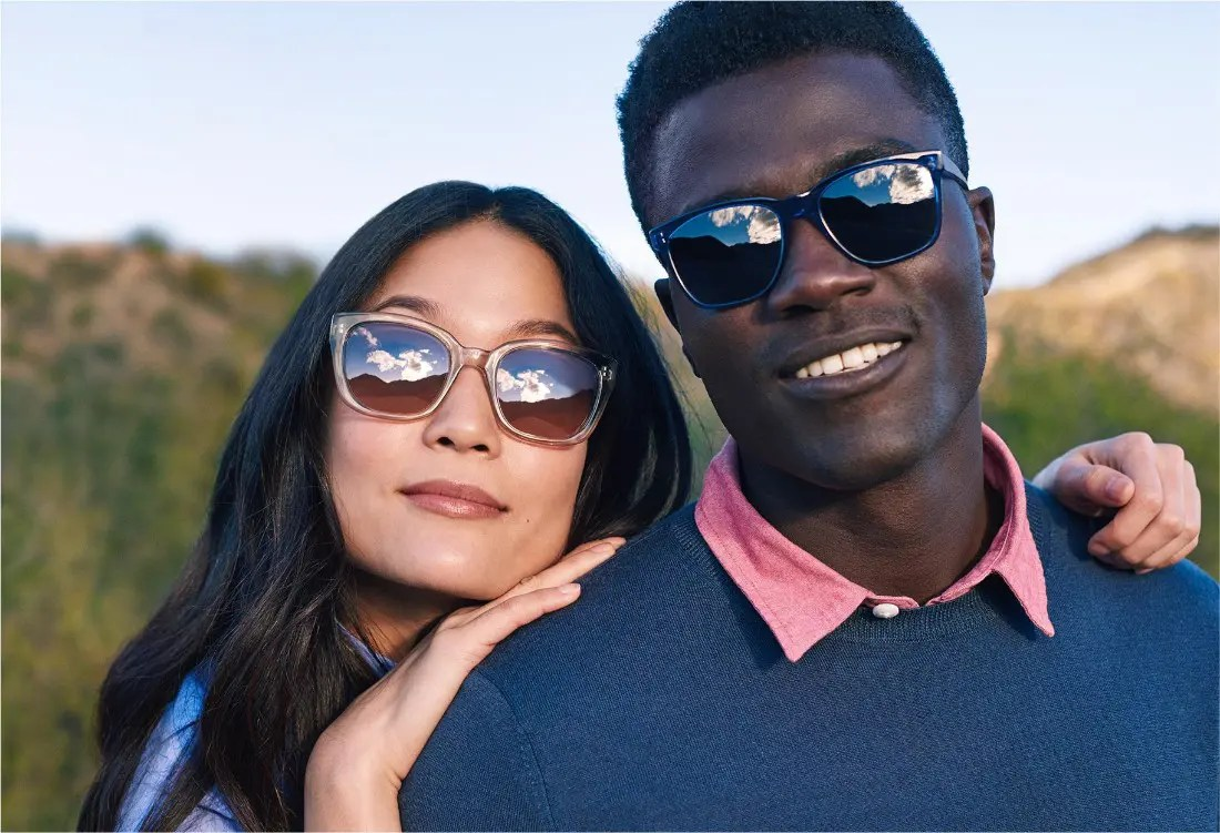 Warby Parker sunglasses are affordable yet quality