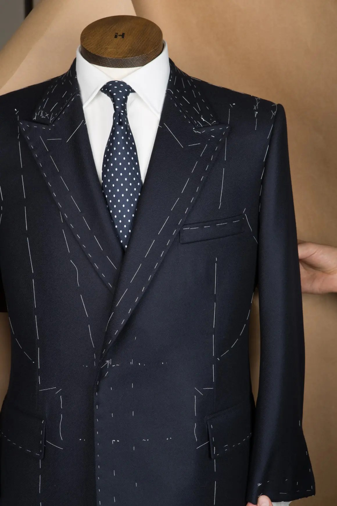 Huntsman Savile Row Bespoke Suits