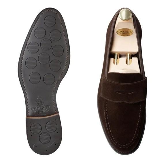 crockett-jones-brown-loafers