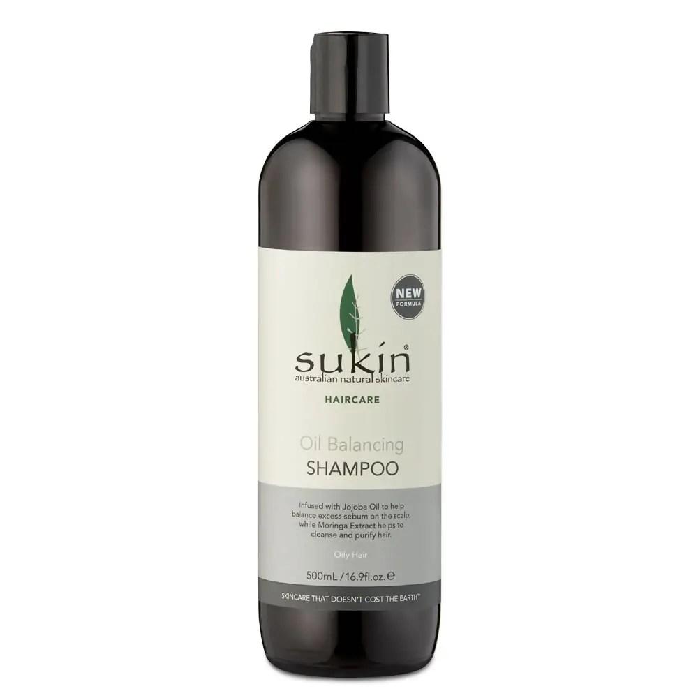 Sukin Oil Balancing Shampoo