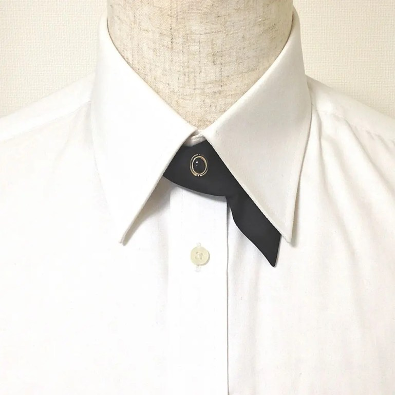 Continental cross-over bow tie 1