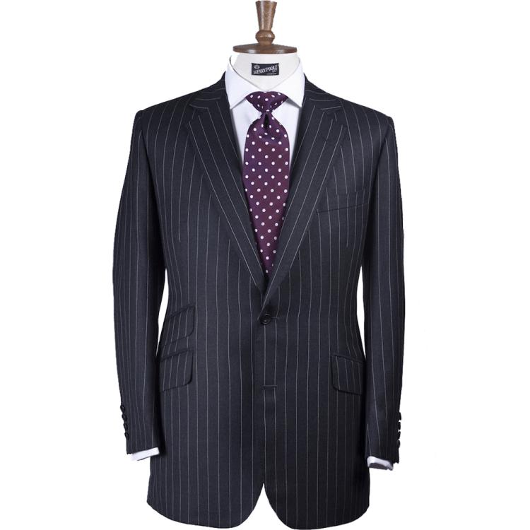 Henry Poole bespoke suit