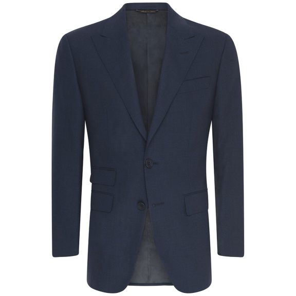 Thom Sweeney Weighhouse Two Piece Suit in Navy £1,395 >