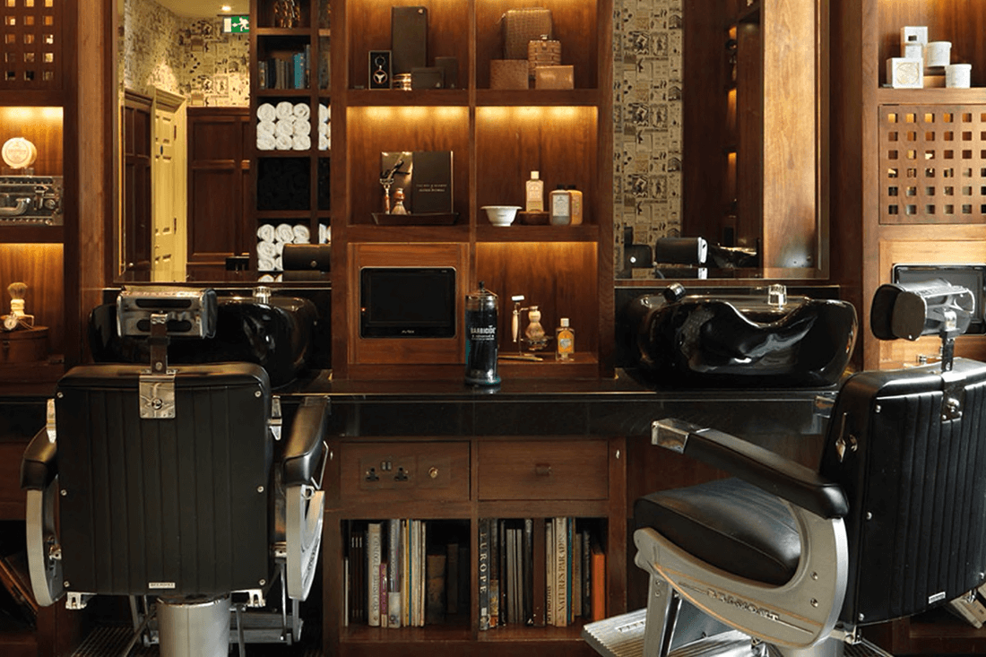Best Barbers in London - Dunhill
