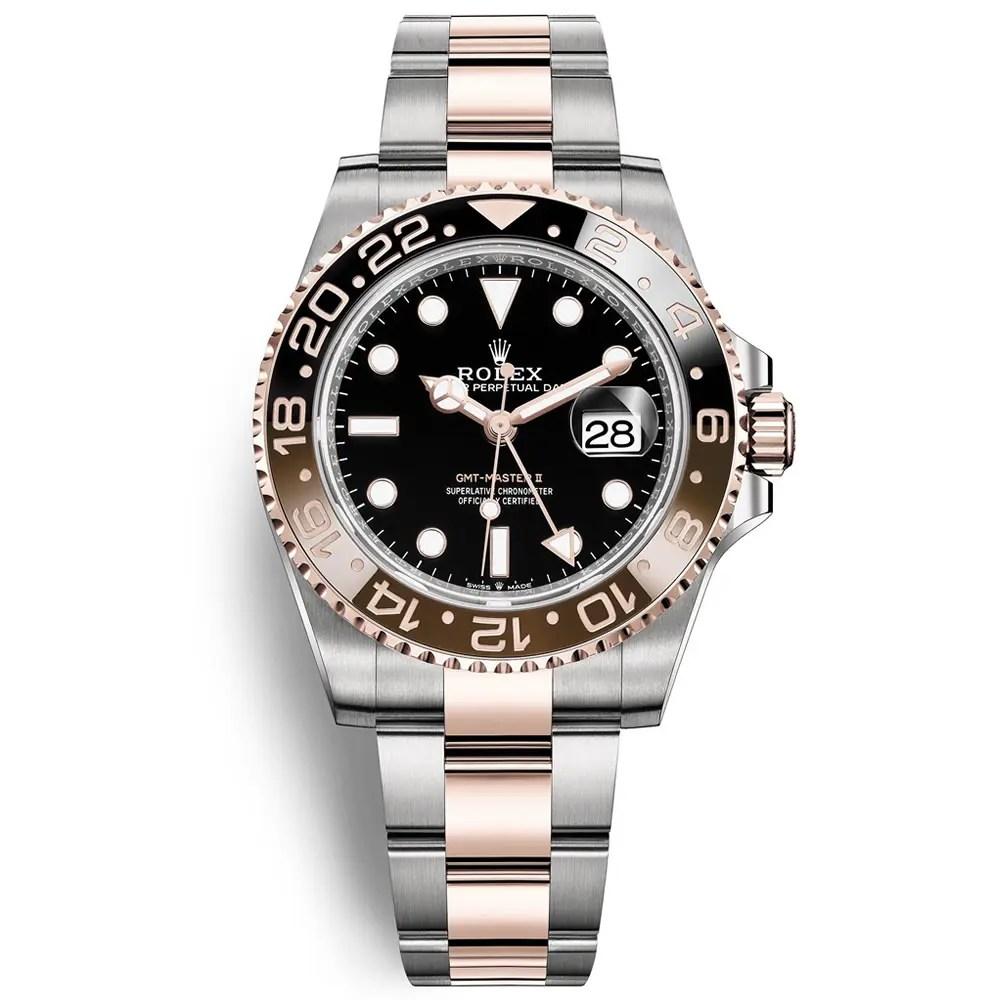 Rolex GMT-Master Oystersteel & Everose Gold, Ref 126711CHNR