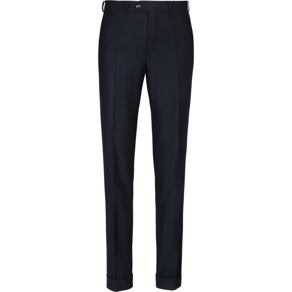 Suitsupply Navy Trousers, £139 >