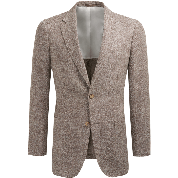 Suitsupply Havana Brown Jacket, £299 >