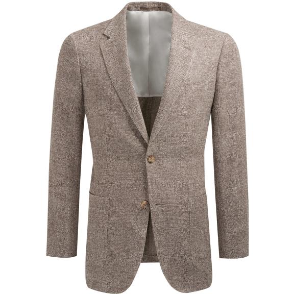 Suitsupply Havana Brown Jacket, £299 >