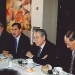 Coloquio con Gonzalo Sánchez de Lozada y Carlos Saavedra