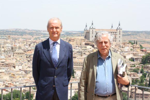 Pedro Morenés y Miguel Ángel Aguilar