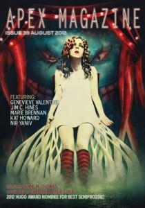 Apex Magazine Issue 39 Cover