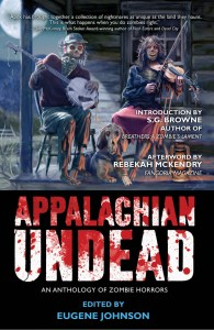 Appalachian Undead Cover