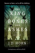 The King of Bones and Ashes by JD Horn