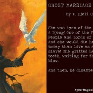 Ghost Marriage