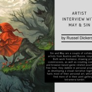 Cover Artist Interview with May and Sin