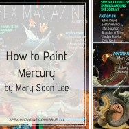 How to Paint Mercury
