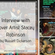 Interview with Cover Artist Stacey Robinson