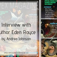Interview with Author Eden Royce