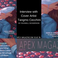 Interview with Cover Artist Tangmo Cecchini