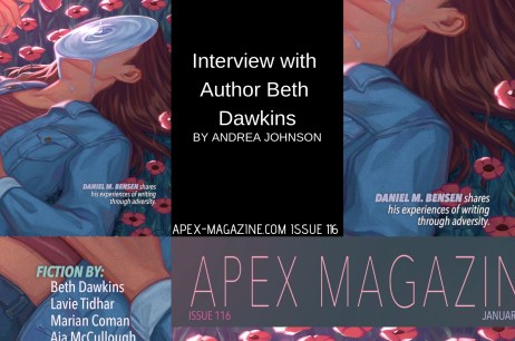 Interview with Author Beth Dawkins