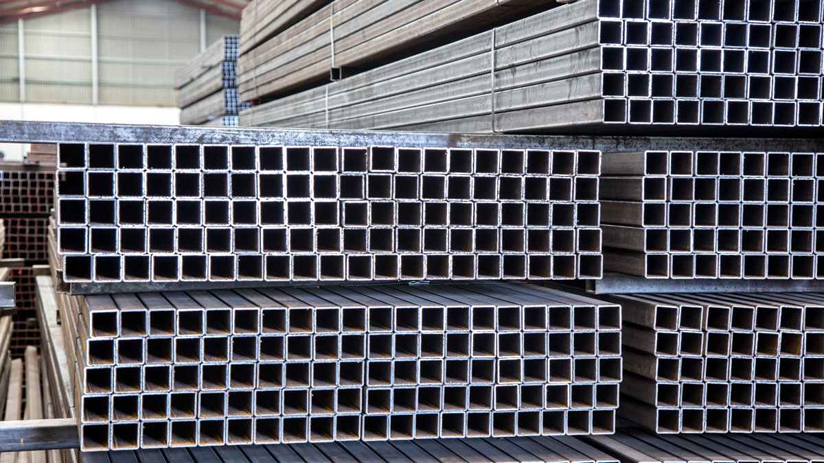 Steel Square  Hollow  Sections