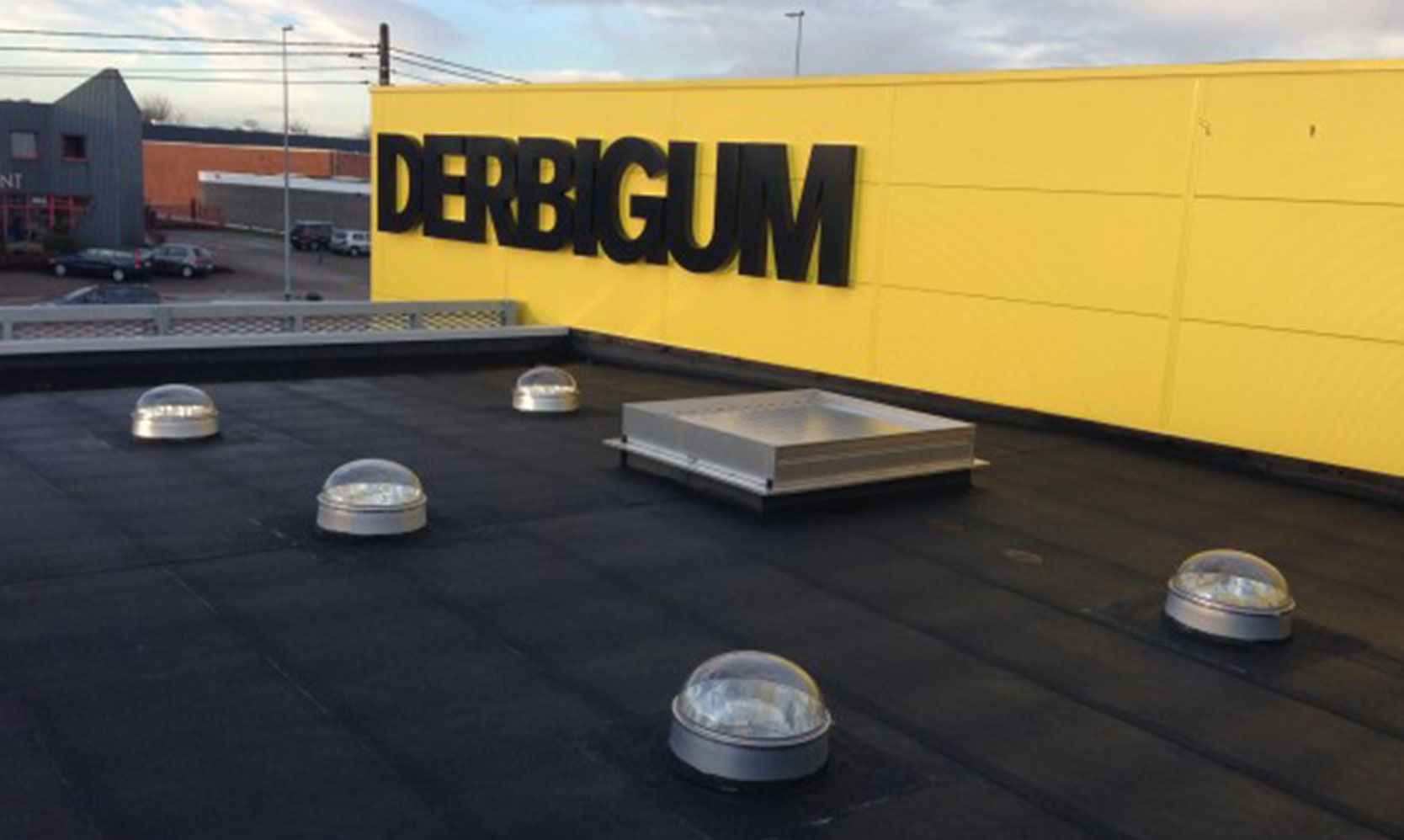 Derbigum Waterproofing