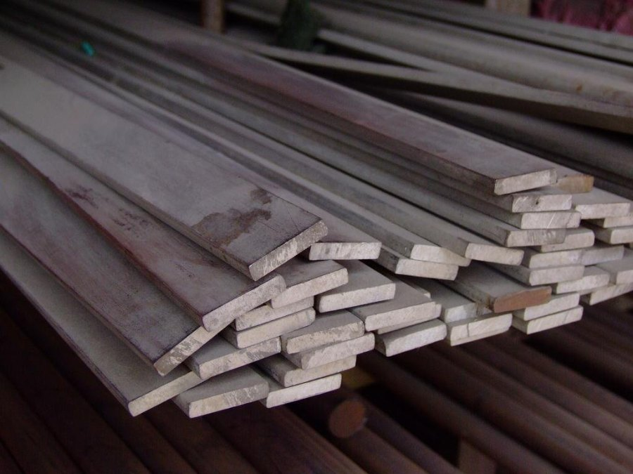 Apex Steel flat bars