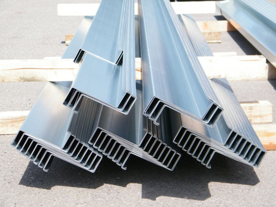 Z-purlins | Apex Steel Construction Supplies | The Power to Build