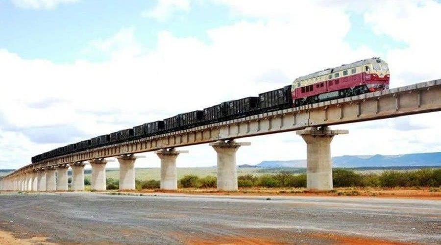 The Standard Gauge Railway (SGR)
