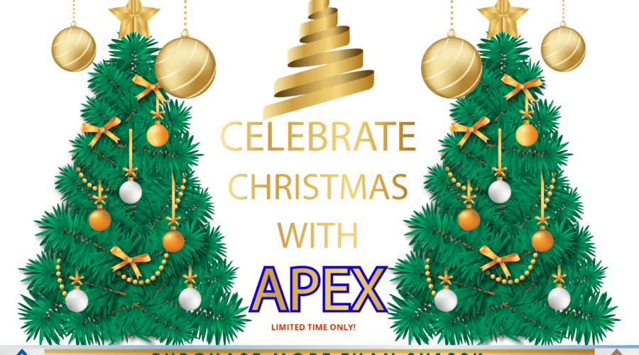 Golden Christmas at Apex@4x