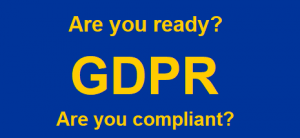 GDPR Are you ready?
