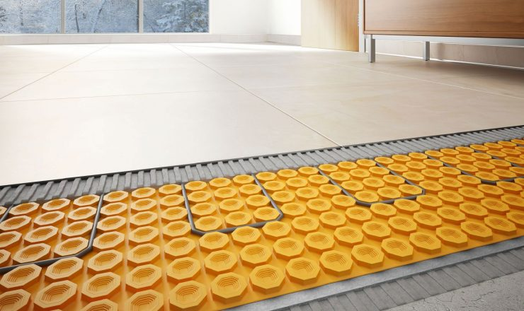 Schluter-Underfloor-Heating