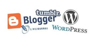 types-of-blogging-platforms