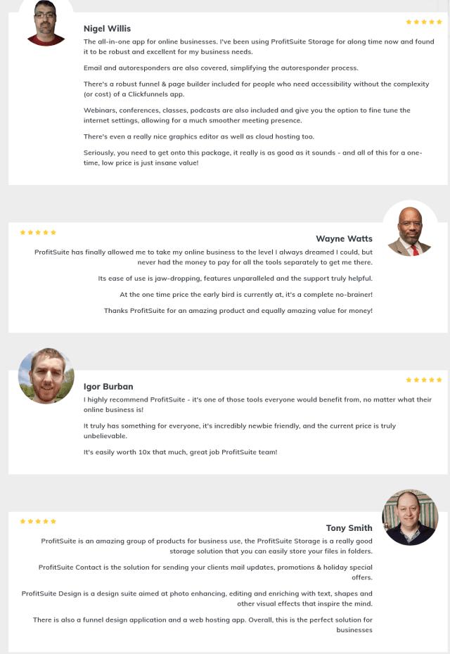 ProfitSuite-Testimonials