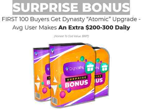 Dynasty-Surprise-Bonus