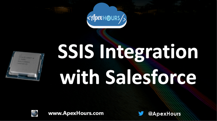 SSIS Integration With Salesforce