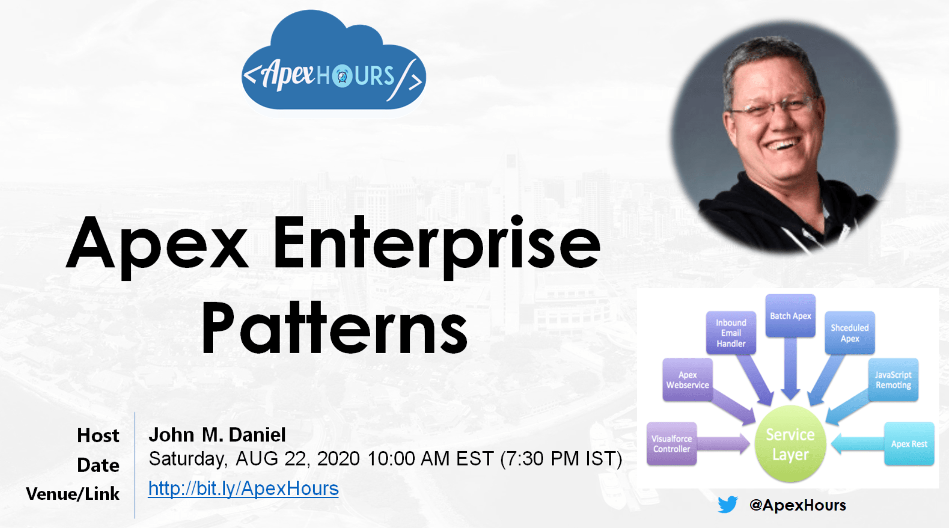 Apex Enterprise Patterns