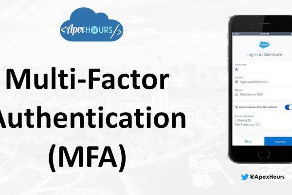 Multi-Factor Authentication MFA