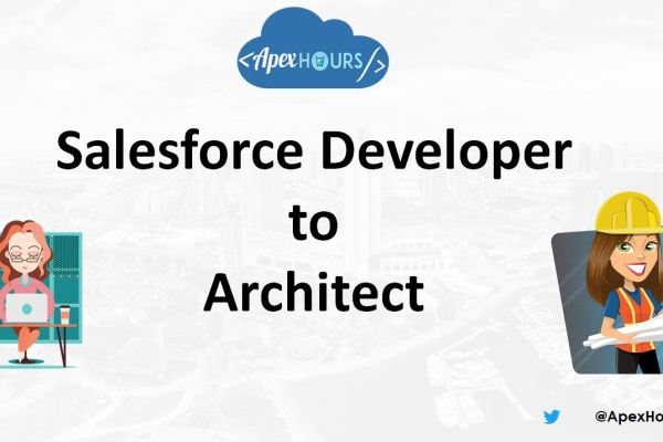 Salesforce Developer to Architect