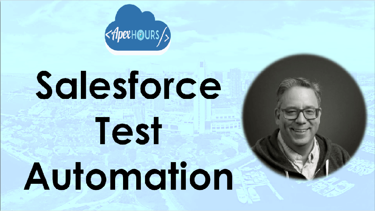 Salesforce Test Automation