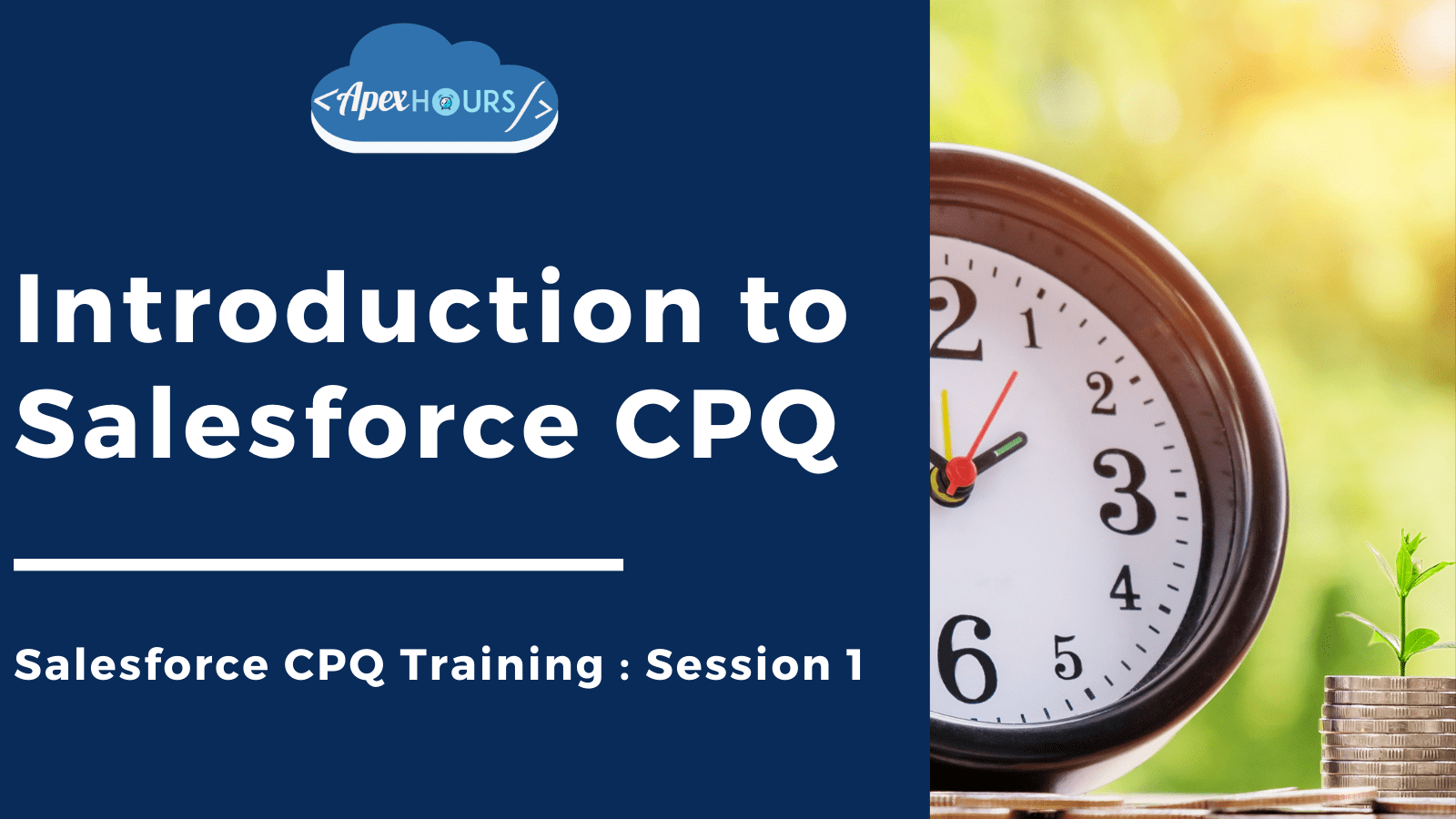 Introduction to Salesforce CPQ