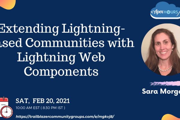 Lightning Web Components in Community